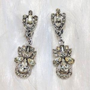 Stunning Art Deco Earrings